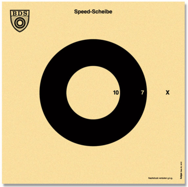 BDS - Speed Scheibe