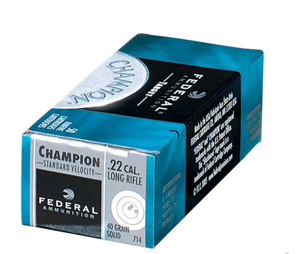 .22 Target Champion / Federal